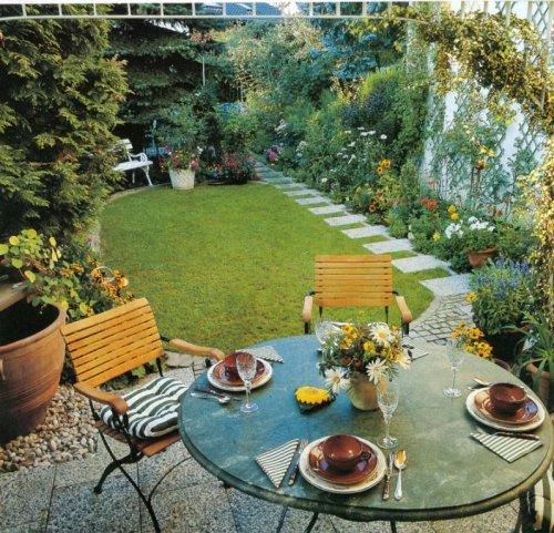 plan za uredjenje malog vrta